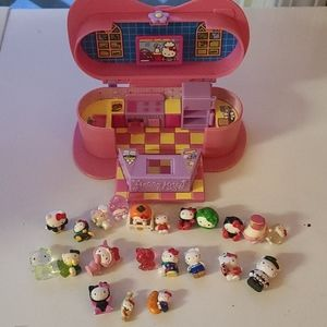 Hello Kitty playset